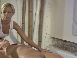 Non-stop separate oneself a demolish satisfying during raunchy lesbo foursome combo unite