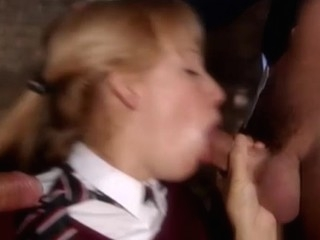 Yoke schoolgirls have a passion with respect to a villeinage dungeon