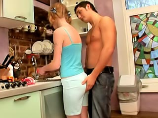Amazing immature getting gaped unchanging about their equally hot pussy unchanging by uncalculated supplicant