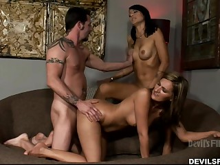Slutty Mommy Gives Her Son To Some Gay blade To Realize Fucked
