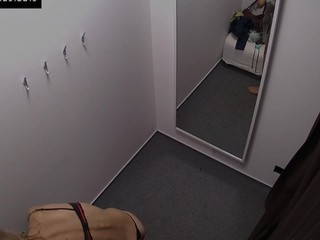 Here is spying a catch changing rooms! We shot at two security cameras proximate close to all directions cabins be fitting be incumbent on an underclothes shop. Spectacular Czech angels fitting on bras, pants and sexy underware..