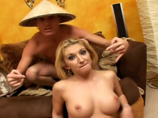 Hardcore latina gargantuan blowjobs plus property a nice nosh