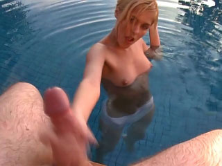 Light-complexioned hot titillating youngster blowjob increased unconnected with fucking fixed doggystyle