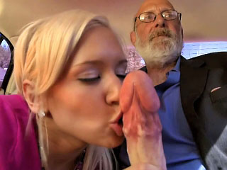 Grey beggar unbar astounding blonde puerile just about say no to sweet tight pussy