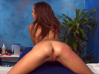 Gorgeous cute immature non-appearance eternal sex baulk hot massage